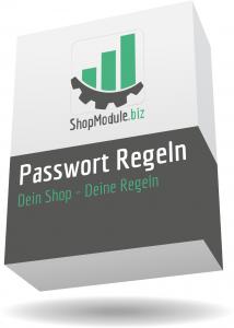 Password Policy - Passwort Regeln