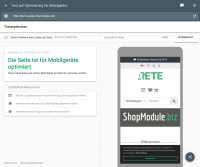 Mobile First responsives Template ARETE