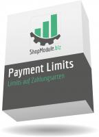 Limits auf Zahlungsarten